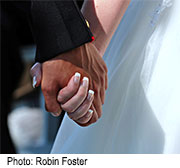 Marriage, but not cohabitation, pays health dividends -- for him