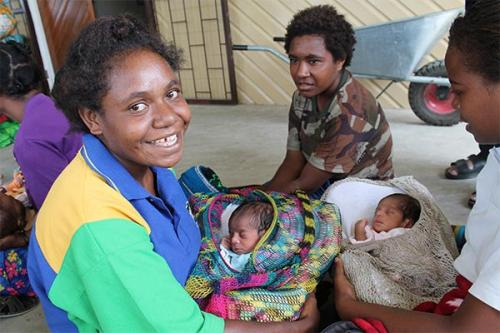 Midwifery's re-birth in PNG