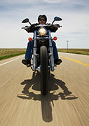 Motorcycle accidents claiming fewer american lives