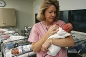 Number of induced labors falling in U.S., CDC says