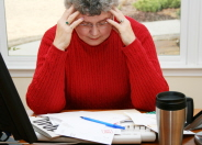 Older people in debt are more likely to suffer mental health problems