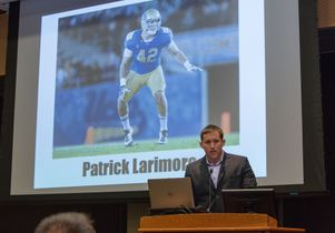 Parents, coaches and doctors learn ways to prevent concussion among young football players