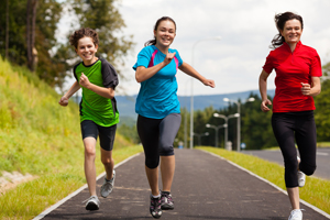 Parents should team with kids to encourage exercise