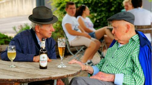 Perspective: Balancing alcohol consumption in our ageing population