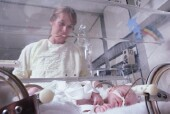 Premature babies benefit from adult talk, study finds