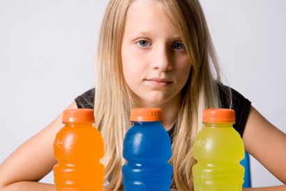 Report checks health claims of popular sports, vitamin drinks