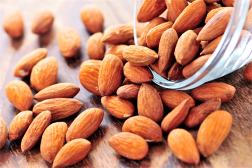 Research show almonds reduce risk of heart disease