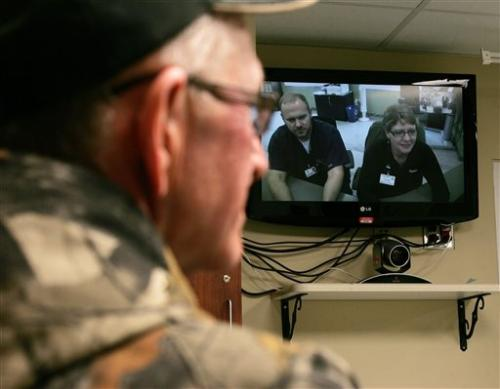 Rural clinics increasingly turn to telemedicine