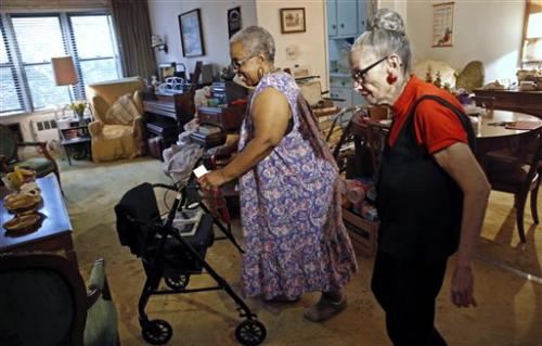 Seniors use roommate-finding agencies to cut costs