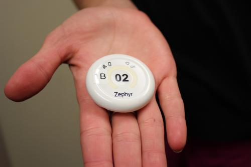 Sensors may keep hospitalized patients from falling