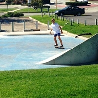 Skate parks get a good behaviour tick