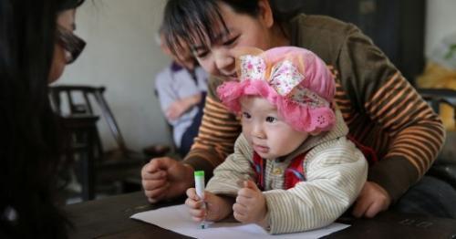 Tackling malnutrition among China's rural babies