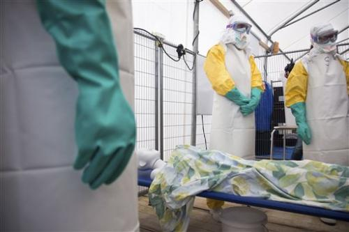 US official warns Ebola outbreak will get worse