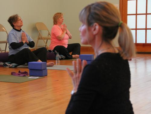 Yoga can lower fatigue, inflammation in breast cancer survivors