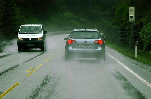 Young motorists lack self control