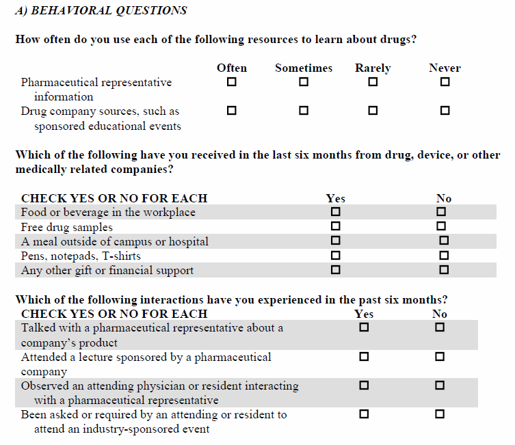 questionnaire on pharmaceutical Motives of large pharmaceutical companies questionnaire introduction the contents of this survey discuss what you believe themotives of large pha.